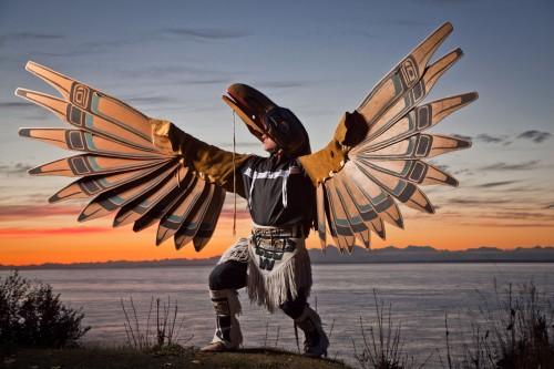 Sagittarius Magical Storyteller Gene Tagaban